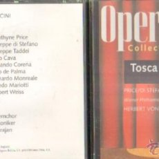 CDs de Música: OPERA. COLLECTION. TOSCA. GIACOMO PUCCINI. 2ª PARTE. CD-CLASICA-629. Lote 44722227
