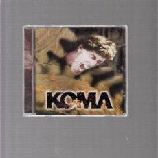 CDs de Música: KOMA 1996. Lote 44726641