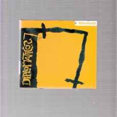 CDs de Música: DIPLOMATICOS KOMUNIKANDO. Lote 44727216