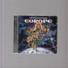 CDs de Música: EUROPE FINAL COUNT DOWN. Lote 44729140