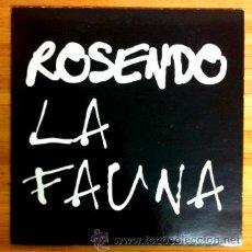 CDs de Música: ROSENDO - LA FAUNA - CD SINGLE PROMOCIONAL. Lote 49045272