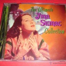 CDs de Música: YMA SUMAC / THE ULTIMATE YMA SUMAC / GRANDES ÉXITOS / LO MEJOR DE / CD. Lote 44739810
