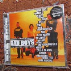 CDs de Música: CD. DE LA B.S.O. DOS POLICIAS REBELDES- ORIGINAL DEL 95- 16 TEMAS- PLASTIFICADO DE FCA.. Lote 44807628