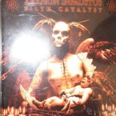 CDs de Música: CD ARKHON IFAUSTUS - PERDITION INSANABILIST 3000 COPIAS PRECINTADO – BLACK METAL. Lote 44831384