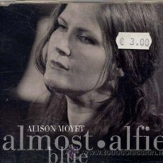 CDs de Música: ALISON MOYET / ALMOST BLUE / ALFIE (CD SINGLE CAJA 2004). Lote 44858709