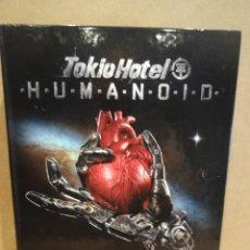 CDs de Música: TOKIO HOTEL. HUMANOID. EDICIÓN DE LUJO. CD + DVD + FLAG.. CALIDAD LUJO.. Lote 44859395