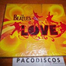 CDs de Música: THE BEATLES LOVE CD ALBUM PRECINTADO DIGIPACK DEL AÑO 2013 COLECCION EL PAIS CONTIENE 26 TEMAS. Lote 45913818