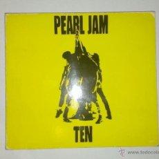 CDs de Música: PEARL JAM - TEN. Lote 44900285