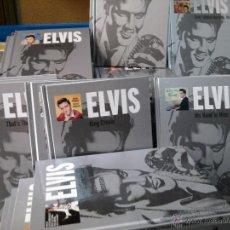 CDs de Música: ELVIS COLECCIONABLE RBA LIBRO CD, NUMERO 20 JAILHOUSE ROCK. Lote 44907104