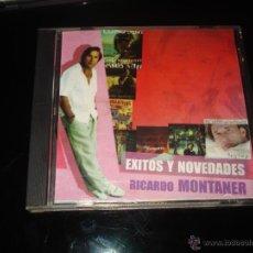 CDs de Música: RICARDO MONTANER CD EXITOS Y NOVEDADES CIRCULO DE LECTORES ARJONA MIGUEL BOSE JUANES . Lote 44925813