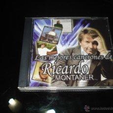 CDs de Música: RICARDO MONTANER CD EXITOS E INEDITOS CIRCULO DE LECTORES ARJONA MIGUEL BOSE JUANES . Lote 44925826