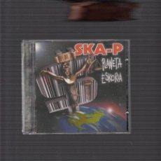 CDs de Música: SKA-P PLANETA ESKORIA. Lote 91776292
