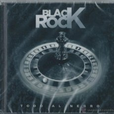 CDs de Música: BLACK ROCK CD TODO AL NEGRO, SPANISH HEAVY 2011-SARATOGA-WARCRY-AVALANCH. Lote 44957934