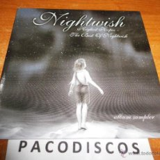 CDs de Música: NIGHTWISH HIGHEST HOPES CD ALBUM DEL AÑO 2005 CONTIENE 16 TEMAS ROCK HEAVY FINLANDIA METAL SINFONICO. Lote 44968744