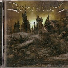 CDs de Música: DOMINIUM CD PERSINIA..,SPANISH THRASH METAL 2010-KTULU-ANGELUS APATRIDA-THOR(COMPRA MINIMA 15 EUR). Lote 44975950