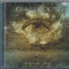 CDs de Música: GLASSMOON CD REFLEJO..,SPANISH HEAVY 2010-SARATOGA-WARCRY-MAGO DE OZ-AVALANCH. Lote 44991486