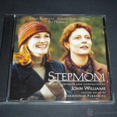 CDs de Música: CD BANDA SONORA QUEDATE A MI LADO JOHN WILLIAMS INCLUYE EL EXITO AIN´T NO MOUNTAIN HIGH ENOUGH. Lote 44999239