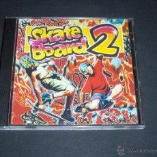 CDs de Música: CD SKATE BOARD 2 MIX BLANCO Y NEGRO MUSIC 1991. Lote 45001821