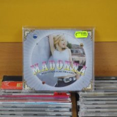 CDs de Música: MADONNA - WHAT IT FEELS LIKE FOR A GIRL - CD . Lote 45002581