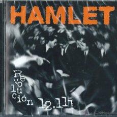 CDs de Música: HAMLET CD REVOLUCION 12.111 SPANISH 1996-KTULU-CROM-FUCK OFF-SARATOGA-BARON ROJO. Lote 69552498
