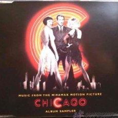 CDs de Música: CHICAGO - BANDA SONORA DE LA PELÍCULA - CD SINGLE 3 TEMAS. Lote 30018418
