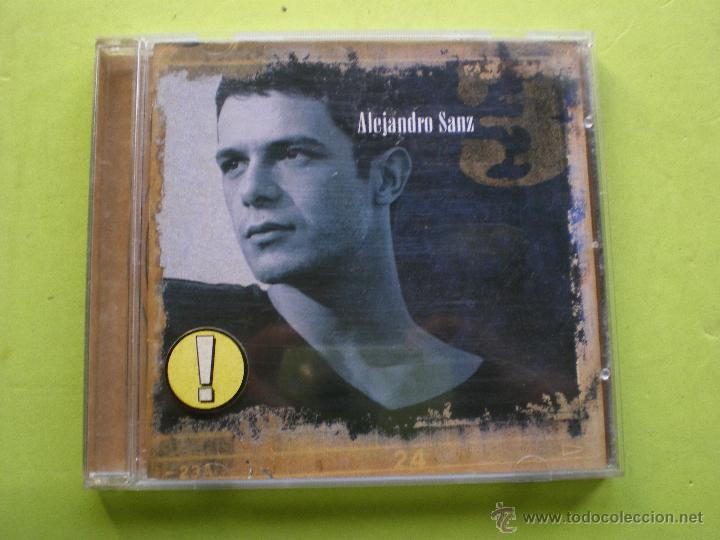 ALEJANDRO SANZ 3 - CD ALBUM PEPETO (Música - CD's Pop)