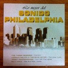 CDs de Música: LO MEJOR DEL SONIDO PHILADELPHIA - CD SINGLE PROMOCIONAL . Lote 45058236