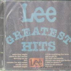 CDs de Música: LEE. GREATEST HITS. CD-SOLEXT-526. Lote 45078319