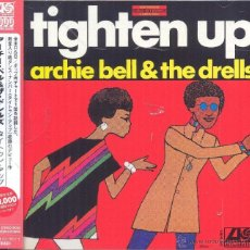 CDs de Música: ARCHIE BELL & THE DRELLS-TIGHTEN UP,CD. Lote 45112944