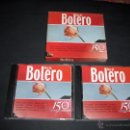 CDs de Música: 2 CD VOZ DE BOLERO 50 BOLEROS. Lote 45114071