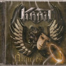 CDs de Música: KRAIT CD ANGELES,SPANISH HEAVY 2010-SARATOGA-WARCRY-MAGO DE OZ-AVALANCH. Lote 45114918