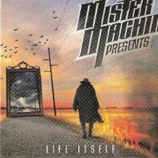 CDs de Música: MISTER MACHIN CD LIFE I.., GREAT SPANISH HARD ROCK 2010-WARCRY-NIAGARA-SARATOGA-MAGO DE OZ-BANZAI. Lote 45141648