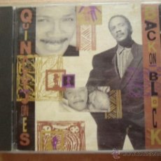 CDs de Música: QUINCY JONES. BACK ON THE BLOCK. 14 TEMAS.. Lote 45146809