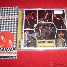 CDs de Música: VARIOUS GOOD THINGS - THE STORY OF SAADIA RECORDS COMPILATION UK 2005 CD NEW. Lote 45153099