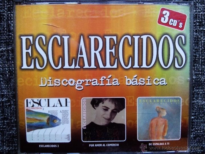 esclarecidos discografia