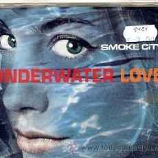 CDs de Música: SMOKE CITY/ UNDERWATER LOVE (6 VERSIONES) CD SINGLE CAJA 1997. Lote 278212313