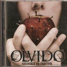 CDs de Música: OLVIDO CD 2010 SPANISH HEAVY METAL-KTULU-HAMLET-ANGELUS APATRIDA- CORPORE (COMPRA MINIMA 15 EUR). Lote 253942600