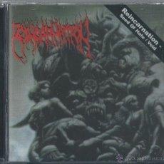 CDs de Música: REINCARNATION CD SEED OF., RARE SPANISH DEATH METAL-ANGELUS APATRIDA-CRIXIS (COMPRA MINIMA 15 EUR). Lote 45176682