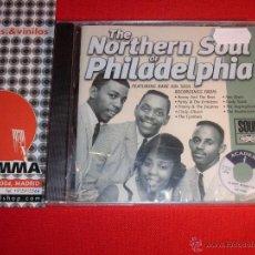 CDs de Música: THE NORTHERN SOUL OF PHILADELPHIA UK 2000 CD NEW. Lote 45187954