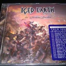CDs de Música: ICED EARTH - THE GLORIOUS BURDEN. Lote 45214838
