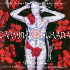 CDs de Música: ORFF: CARMINA BURANA - MICHEL PLASSON; NATALIE DESSAY, GÉRARD LESNE, THOMAS HAMPSON. Lote 45226357