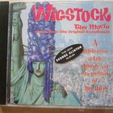CDs de Música: WIGSTOCK. THE MOVIE. MUSIC FROM THE ORIGINAL SOUNDTRACK. . Lote 45238429