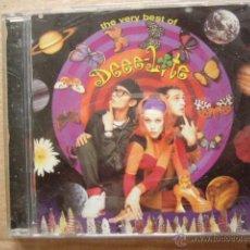 CDs de Música: THE VERY BEST OF DEEE-LITE. 20 TEMAS.. Lote 45239270