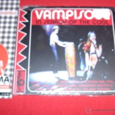 CDs de Música: VARIOUS IN SEARCH OF THE COOL COMPILATION, SAMPLER, DIGIPAK 2003 CD NEW. Lote 45240349