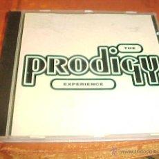 CDs de Música: THE PRODIGY. EXPERIENCE. CD EDICION EXTRANJERA. Lote 45272780