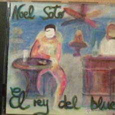 CDs de Música: NOEL SOTO EL REY DEL BLUES CD. Lote 45302257