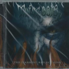 CDs de Música: TANATOSSIS CD THE DARKEST...SPANISH HEAVY 2010-SARATOGA-WARCRY-ALABARDA-LEGION. Lote 45303076