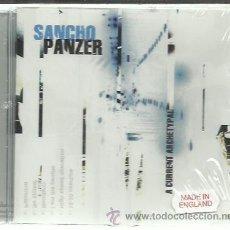 CDs de Música: SANCHO PANZER - A CURRENT ARCHETYPAL - CD CASKET 2006 NUEVO. Lote 45321220