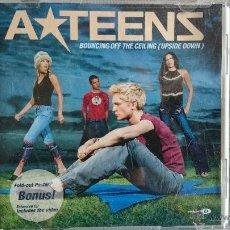CDs de Música: CD MAXI A TEENS UPSIDE DOWN. Lote 45324828