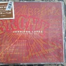 CDs de Música: CD SINGLE JENNIFER LOPEZ JENNY FROM THE BLOCK. Lote 45324856